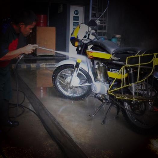 Bike Wash/Repairs