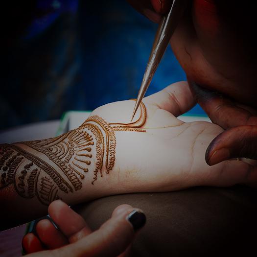 Mehandi Artists